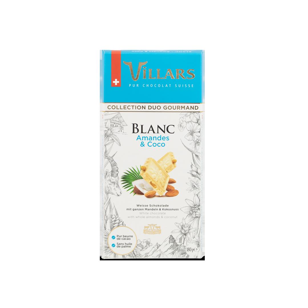 Blanc Amandes & Coco