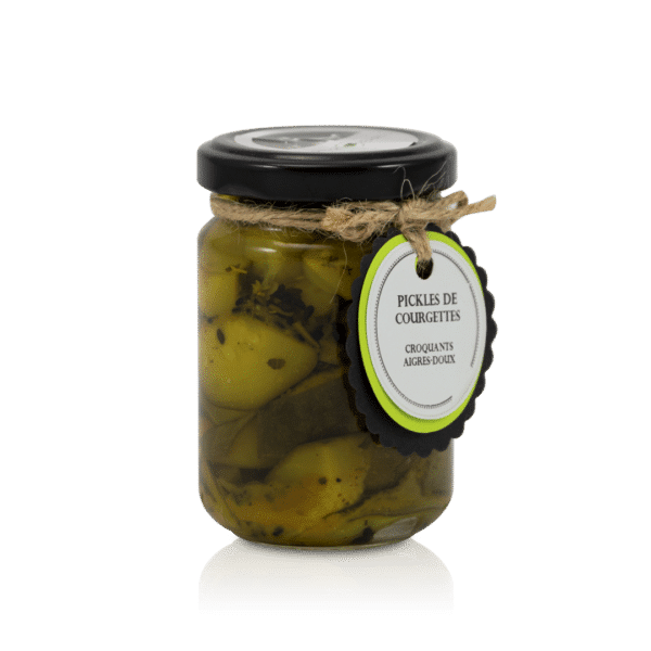 Pickle de Courgette