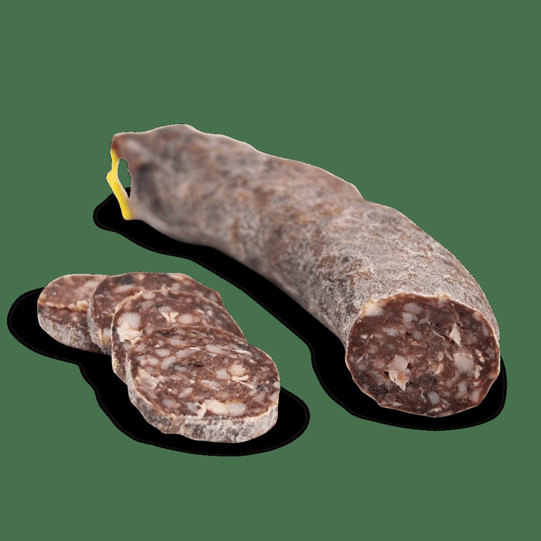 Saucisse CHEVREUIL MYRTILLES