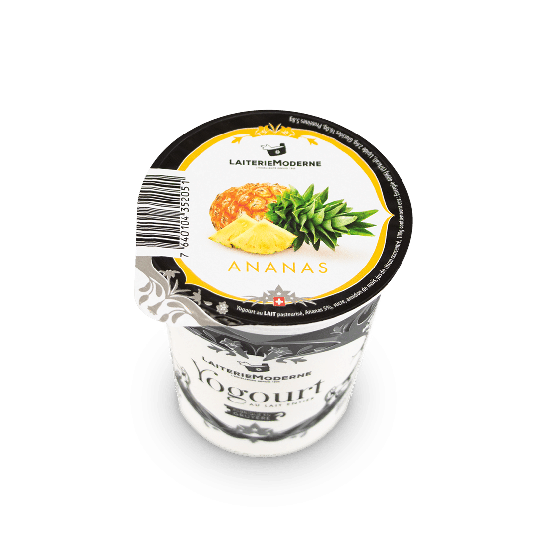 Joghurt Ananas 180g