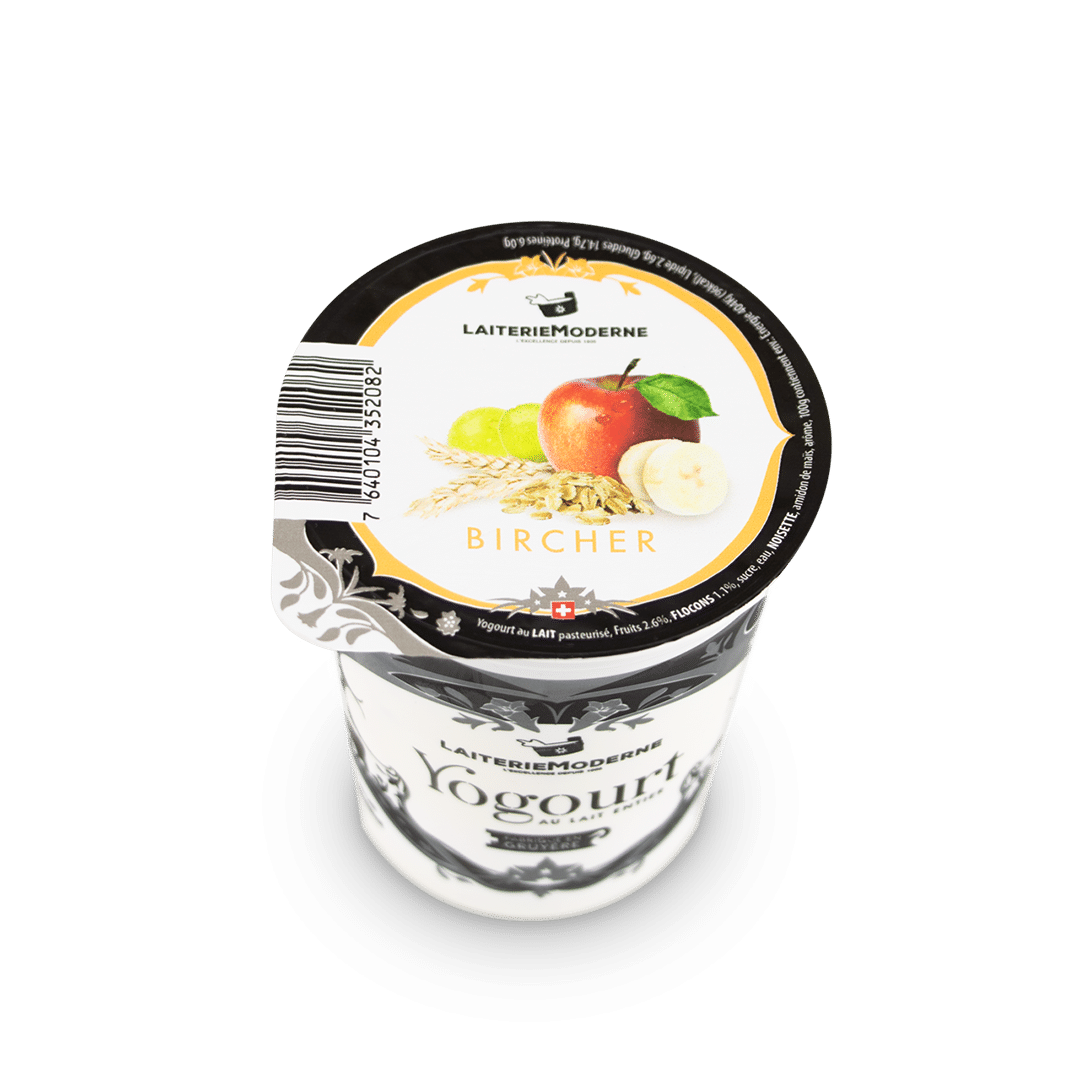 Joghurt Bircher 180g