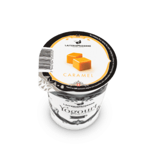 Yogourt Caramel