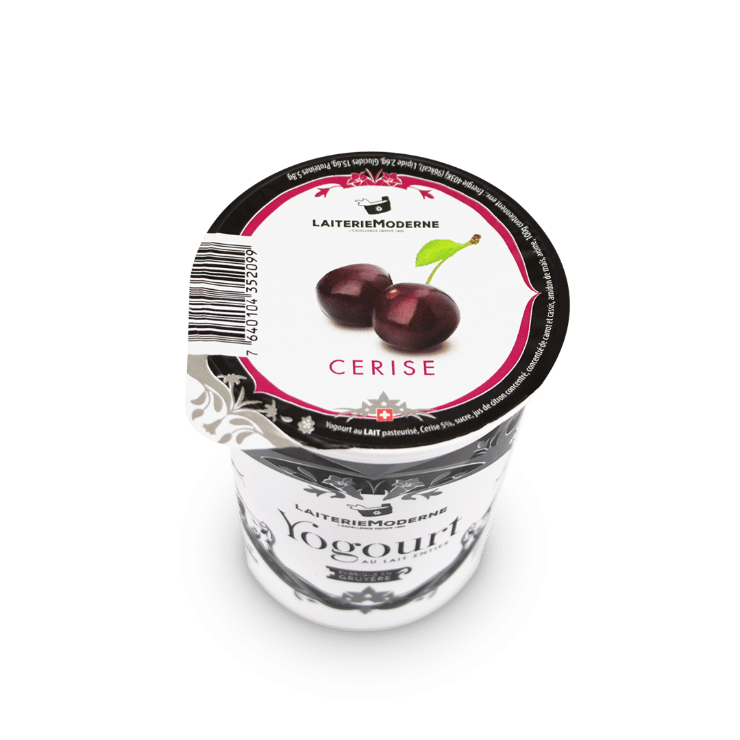 Joghurt Kirsche 180g