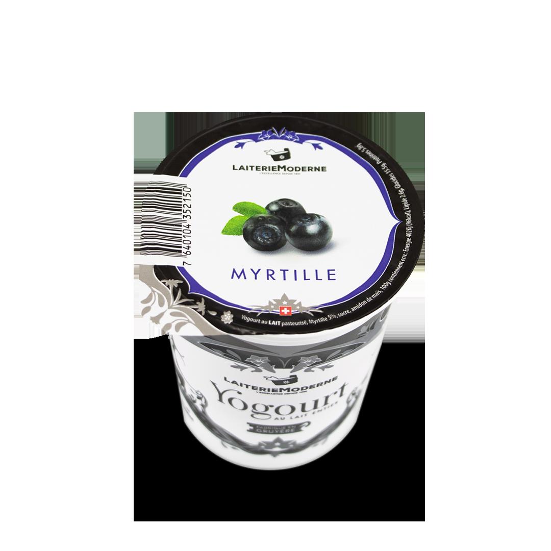 Joghurt Heidelbeere 180g