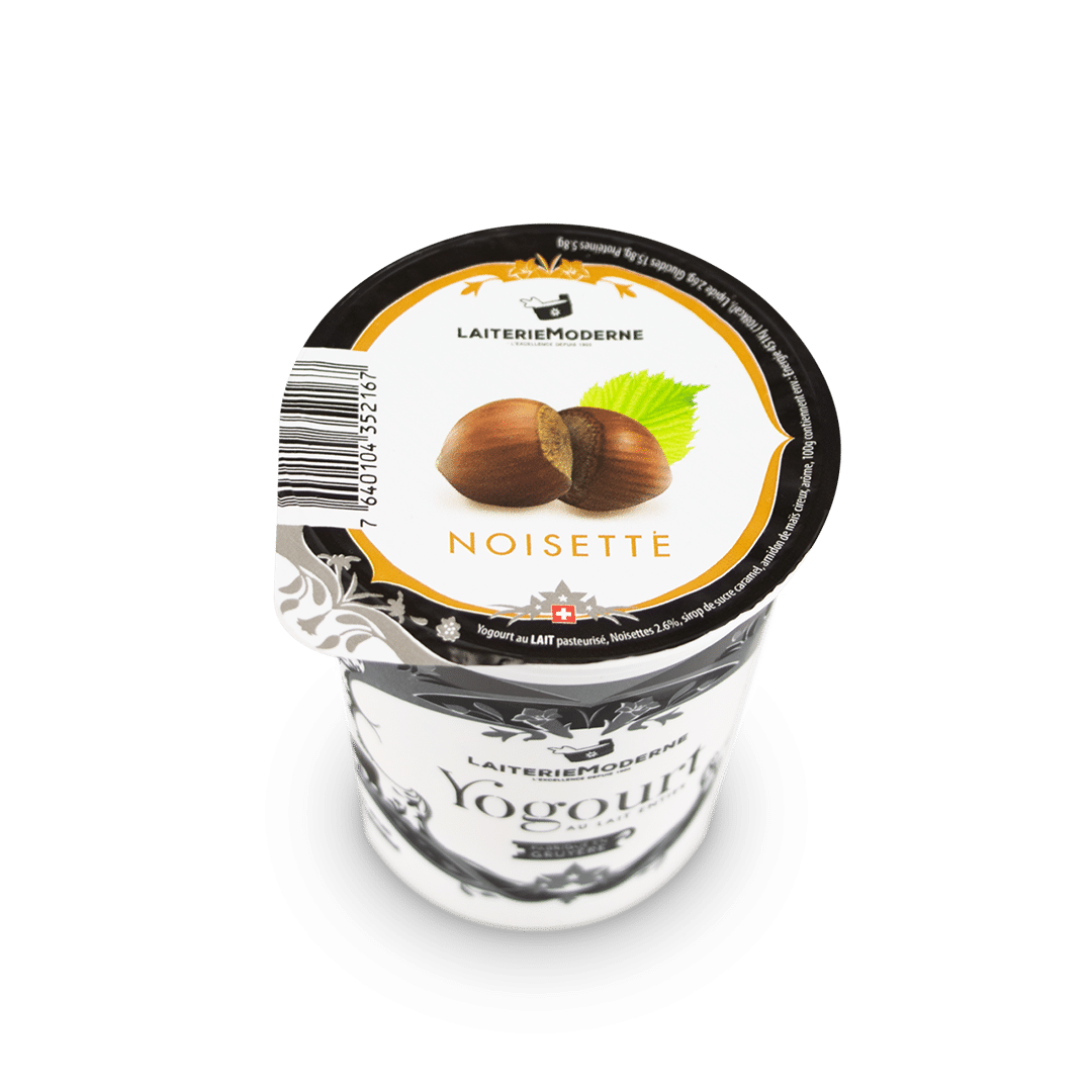 Joghurt Haselnuss 180g