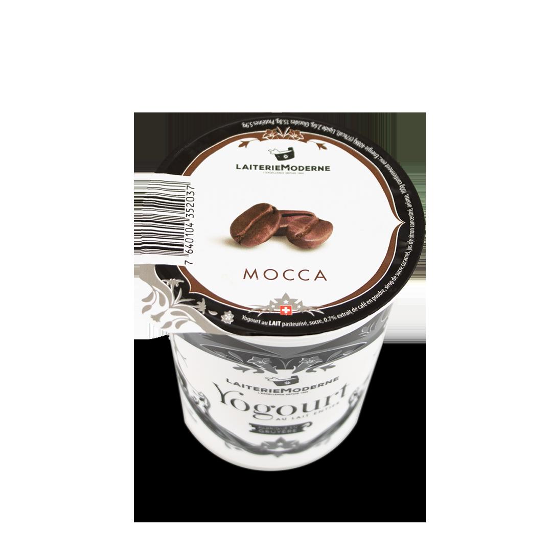 Yogourt MOCCA