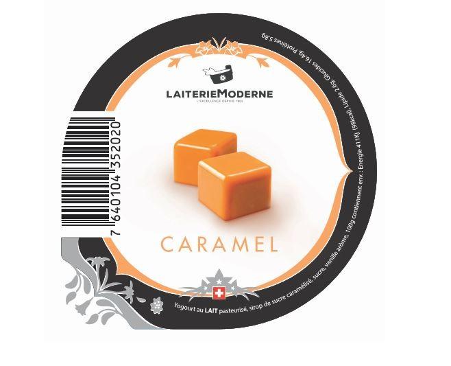 Joghurt Karamel 180g