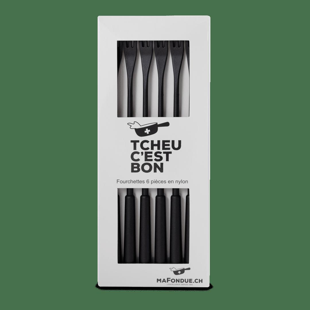FOURCHETTES à fondue (en nylon)