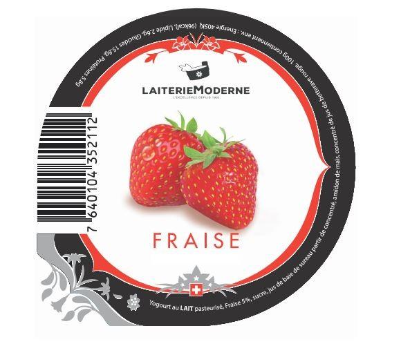 Joghurt Erdbeere 180g