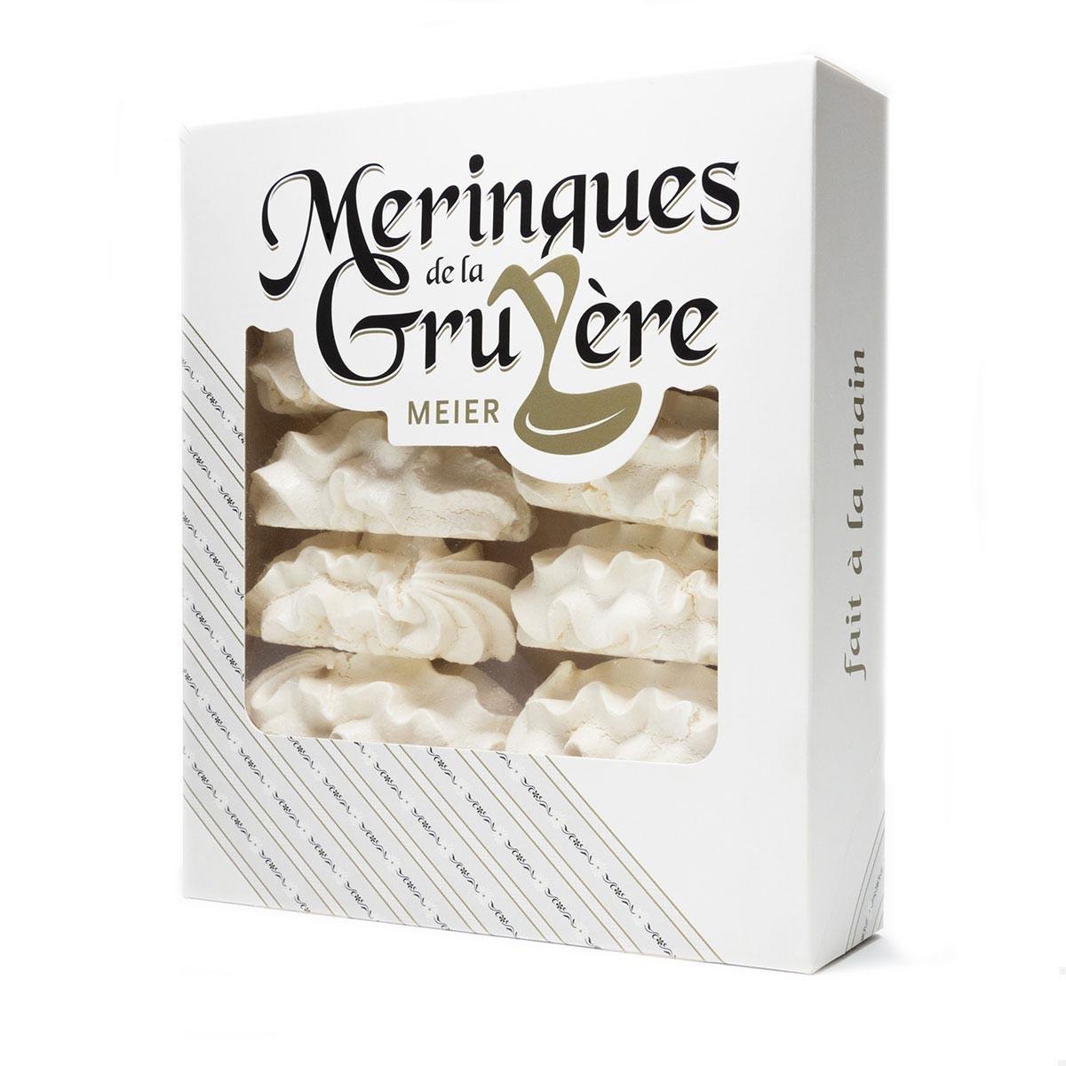 MERINGUES Meier 12 pièces