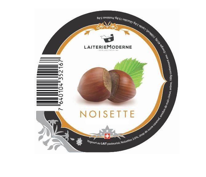 Yogourt NOISETTE 180g