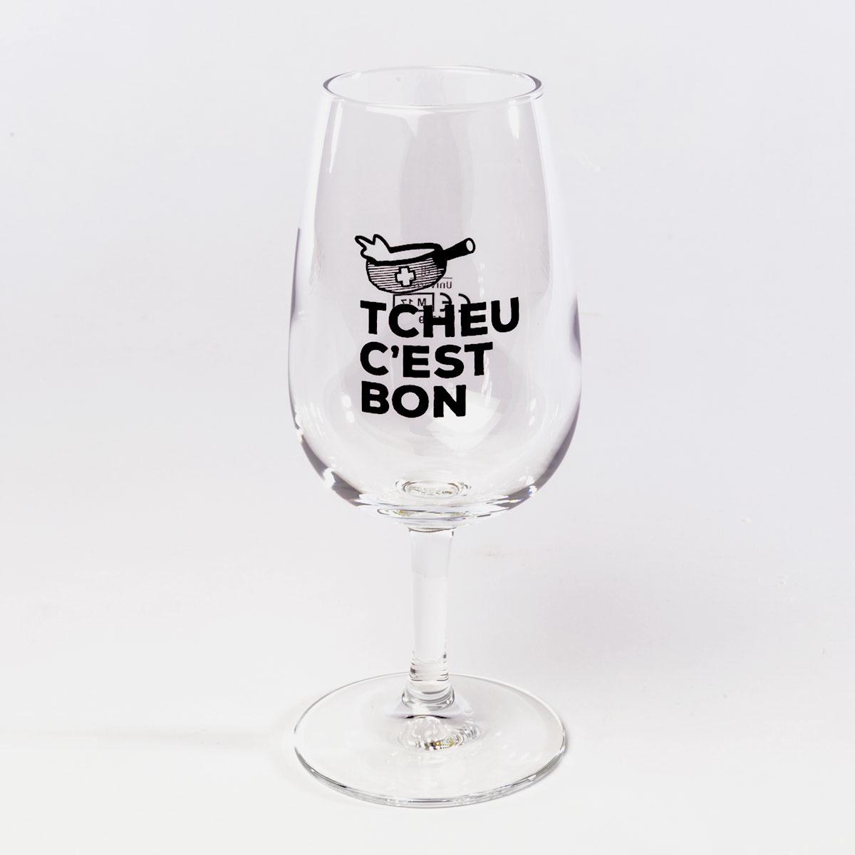 6 Bicchieri TCHEU C'EST BON