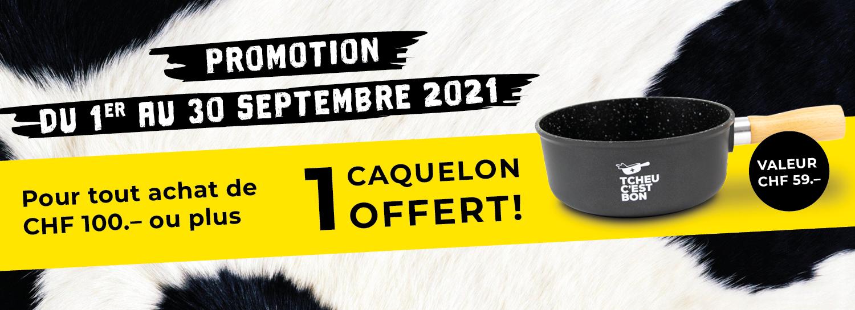 Promo MaFondue.ch
